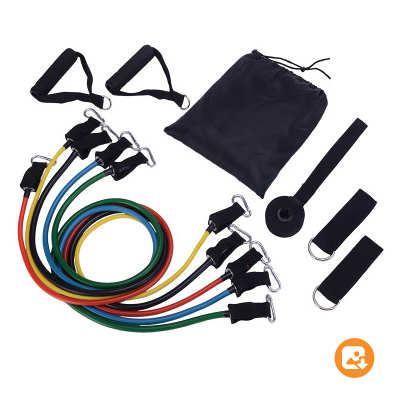 Fitness Insanity Resistance Bands Set - Vinsurf