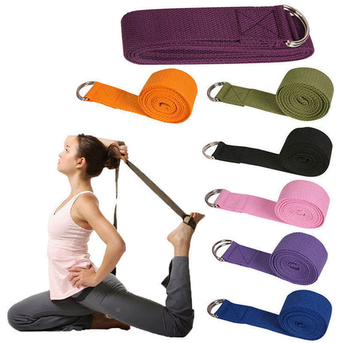 Stretchable Yoga Strap - Vinsurf