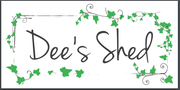 Dees shed. hand made soy melts and candles