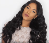 80% OFF  Pre Bleached Knots Best Virgin Hair Deep Wave 360 Lace Wig