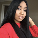 73% Off Special Offer Jet Black Brazlian Virgin Straight Hair 360 Lace Wig