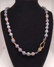 Load image into Gallery viewer, Lava Bead Necklace