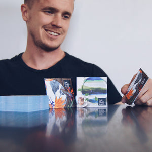 New business cards from Moo.com referral code promo code