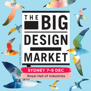 THE BIG DESIGN MARKET SYDNEY 7-9DEC