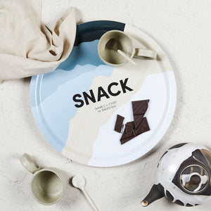 SÄY WHAT, SNACK - TRAY ROUND