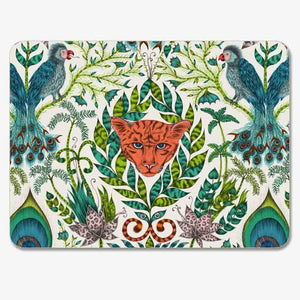 Amazon Green Placemat Emma J Shipley