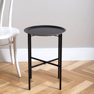 BLACK - TRAY TABLE