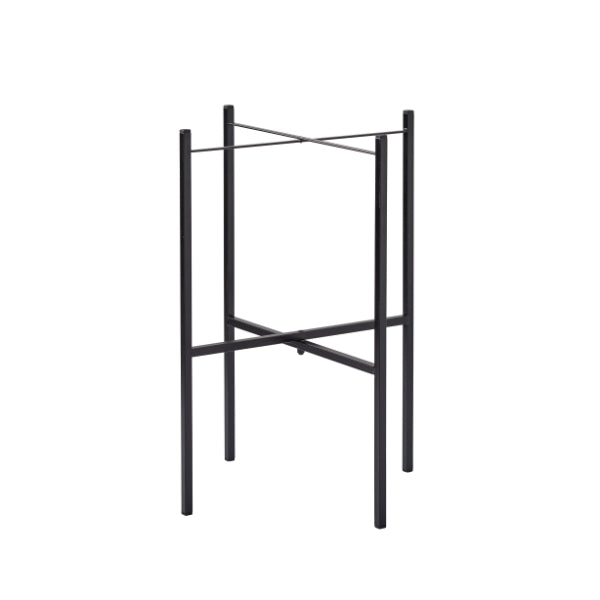 Tray stand black