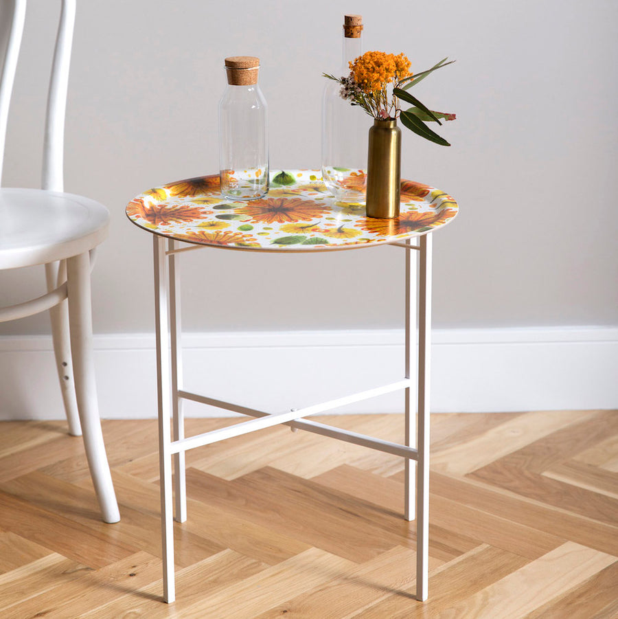 Wattle tray table