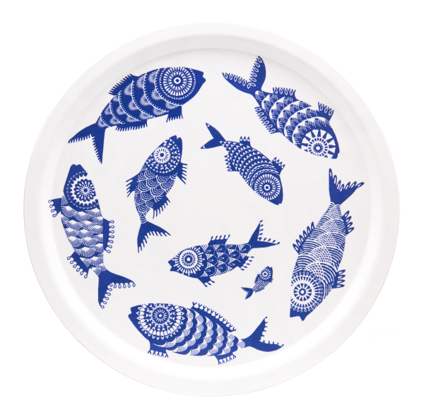 Shoal of fish tray
