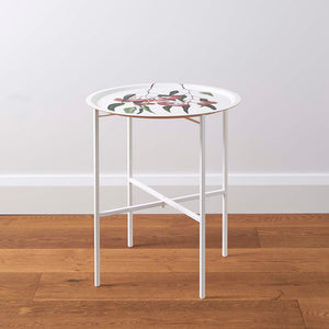 Eucalyptus birchwood tray table by Bell Art