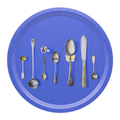 CUTLERY, COLBAT - TRAY ROUND