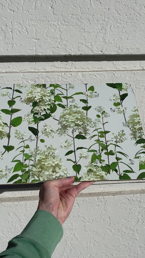 Hydrangea Placemat