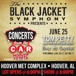 "The Black Jacket Symphony Presents Tom Petty and the Heartbreakers ""Damn the Torpedoes"""