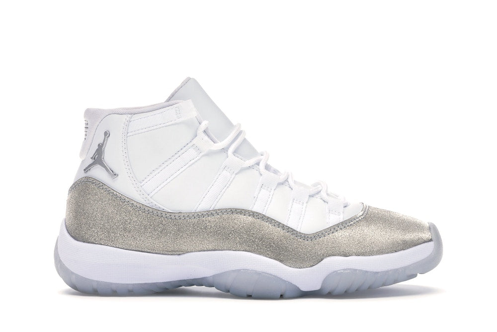 "Air Jordan 11 WMNS ""Metallic Silver"""