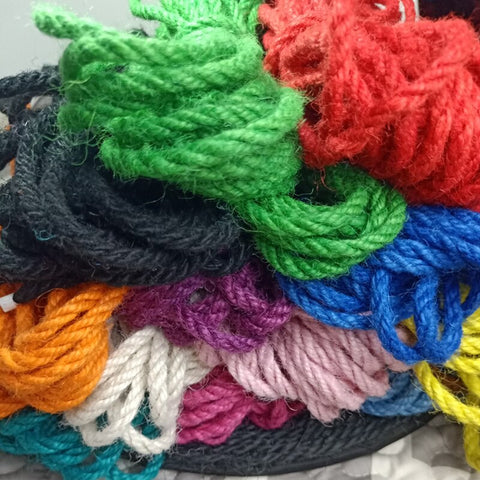 Colorful Sisal Rope For Cat Scratching Posts