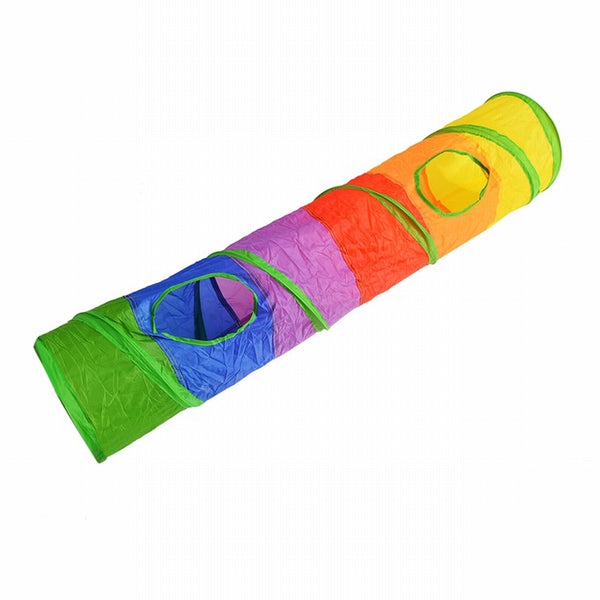 Collapsible Cat Tunnel Play Tube
