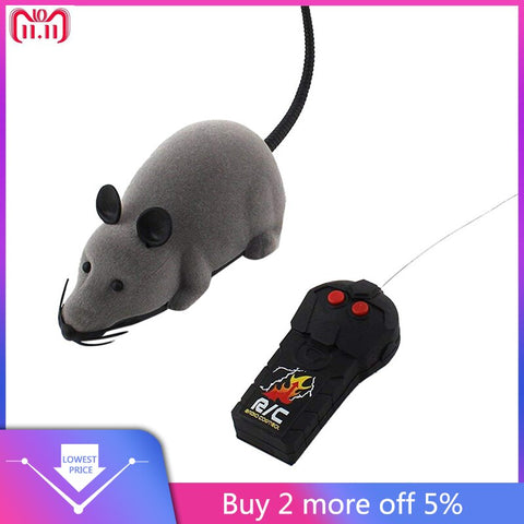 Wireless Electronic Remote Control Mouse