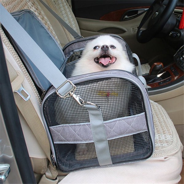 New Portable Breathable Cat/Dog Carrier
