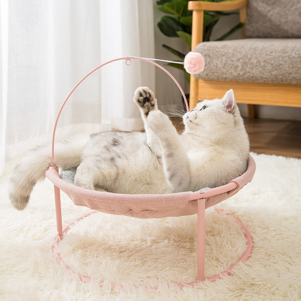 Hot Sale Pet Hammock Cats Beds Indoor Cat House Mat for Warm Small Dogs Bed Kitten Window Lounger Cute Sleeping Mats Products