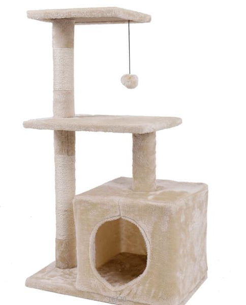 Cat Furniture Scratching Tree