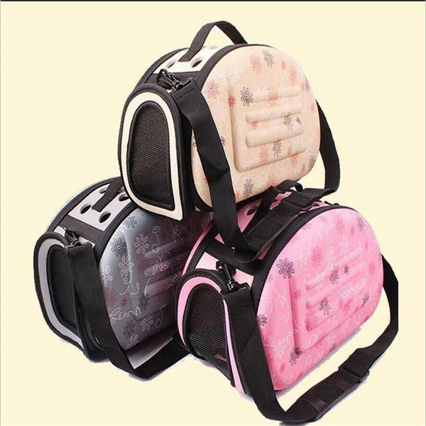 Portable Collapsible Cat Carrier