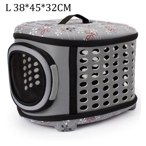 Breathable Stylish Cat Carrier