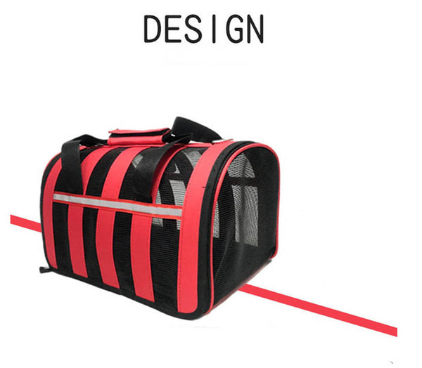 Soft-sided Portable Cat Carrier  S M L