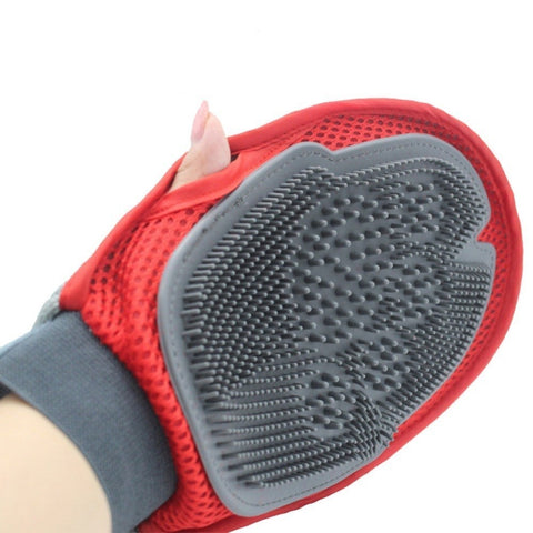 Cat Glove Hair Removal/Massage/Comb
