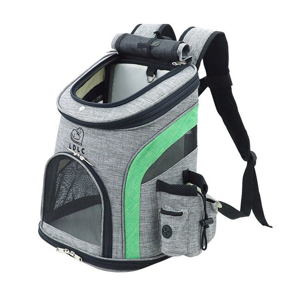 Plus Size Embroidered Cat/Dog Carrier