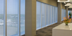 "Springs Window Fashions Discontinues Use of Cord Tilt on 1"" Bali Classic Aluminum Mini Blinds"