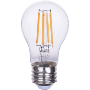 A15 Filament String Light LED Bulb - 2700K - E26 Medium Base - 4.5W - EIKO