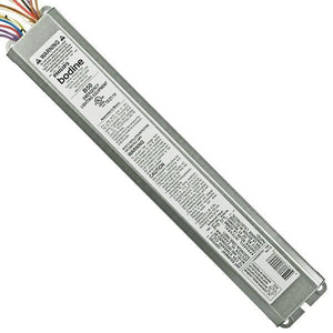 Emergency Electronic Ballast for 1 or 2 T8/T9/T10 Bulbs Two to Eight Foot - 17W-215W - Bodine