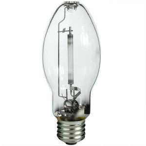 ED17 High Pressure Sodium Bulb - E26 Medium Base - 35W, 50W, 70W, 100W, 150W - Plusrite