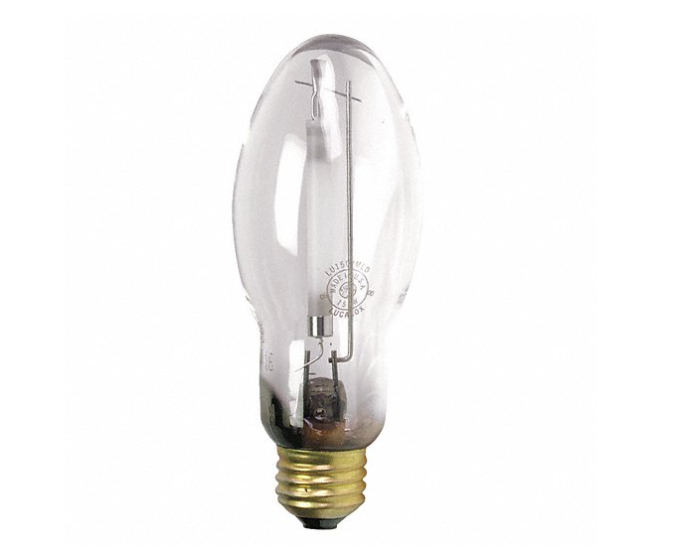 ED17 Protected Metal Halide Bulb - E26 Medium Base- 4200K - 150W - GE