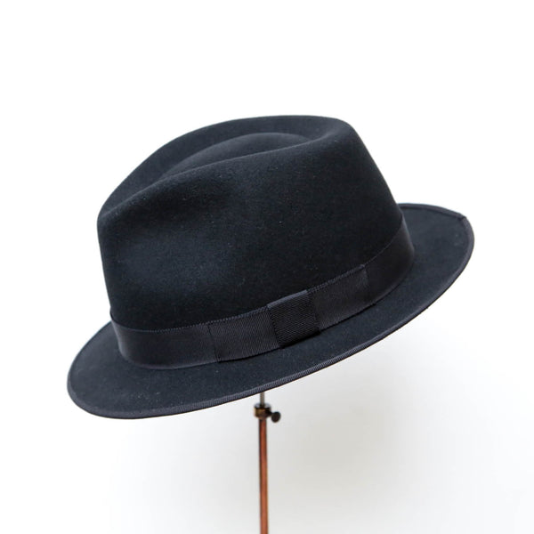 Black Everyday Trilby