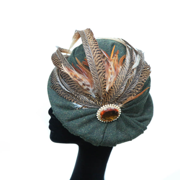 Golden Pheasant Cloche