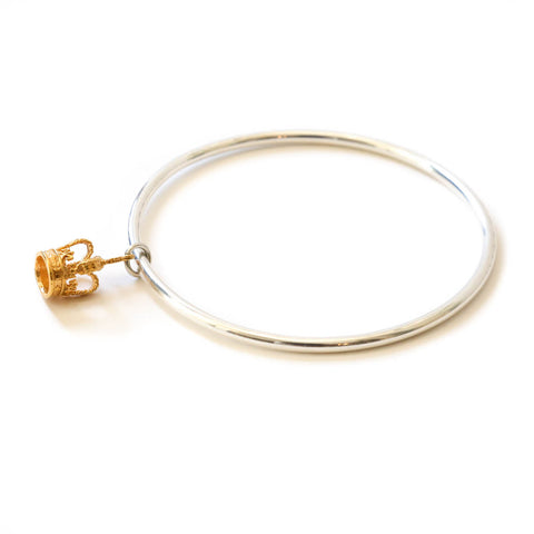 Crown Bangle