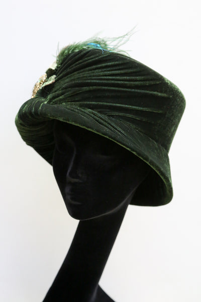Green Lady ~ SOLD