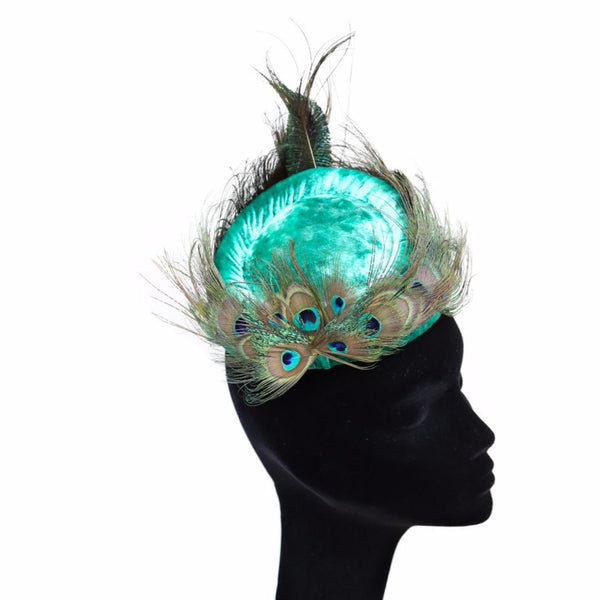 Peacock Percher