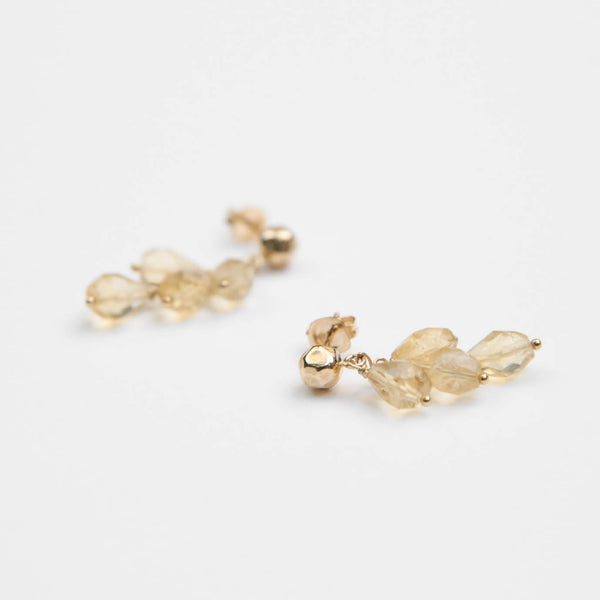 Gold Citrine Grapes