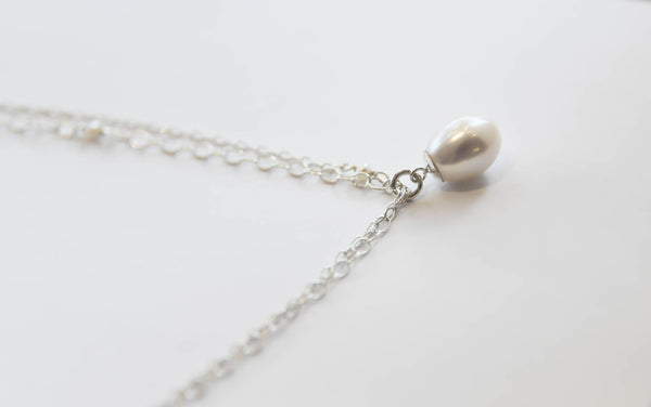 Large Pearl Drop