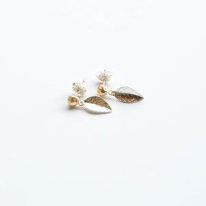Little Leaves ~ Gold & Silver