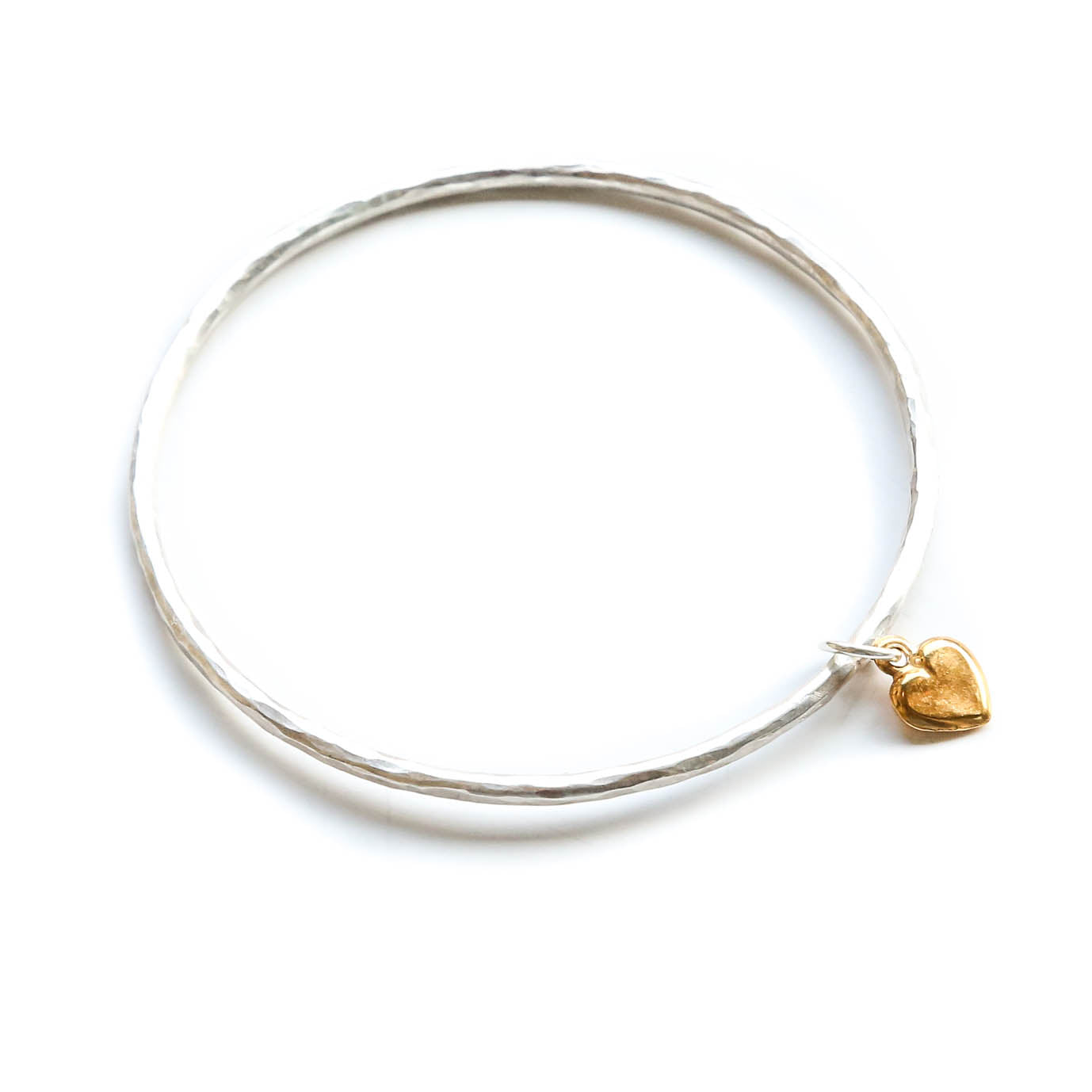 Mini Heart Bangle
