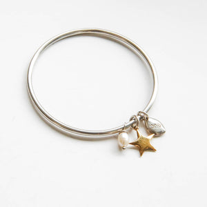 Star Pearl JMD Bangle