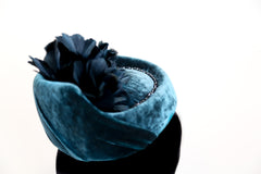 Teal Tear ~ SOLD