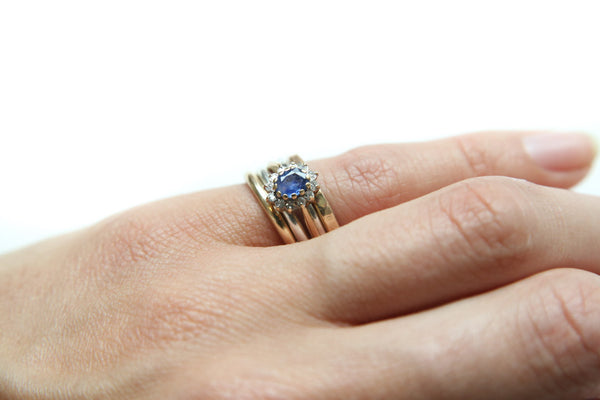 Vintage Little Finger Ring Stack