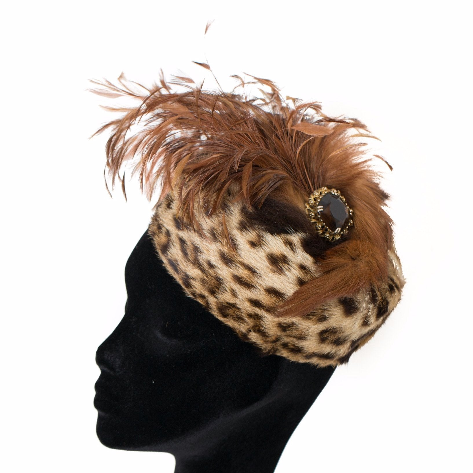 Leopard Beauty ~ SOLD