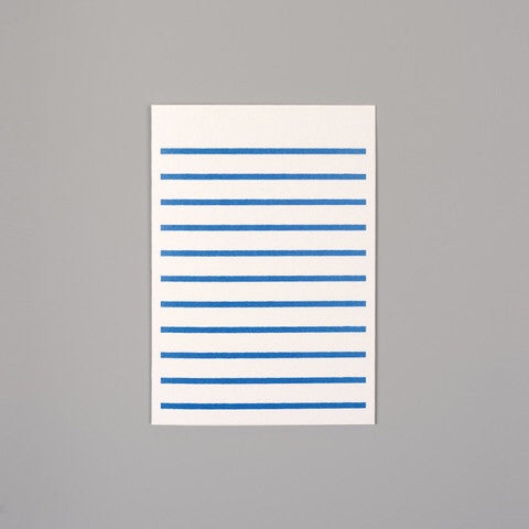 Stripe blue card