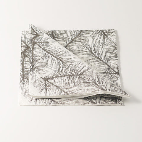 Black branches napkins